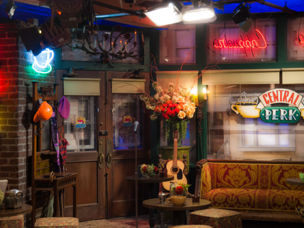 Friends Dutch Central Perk