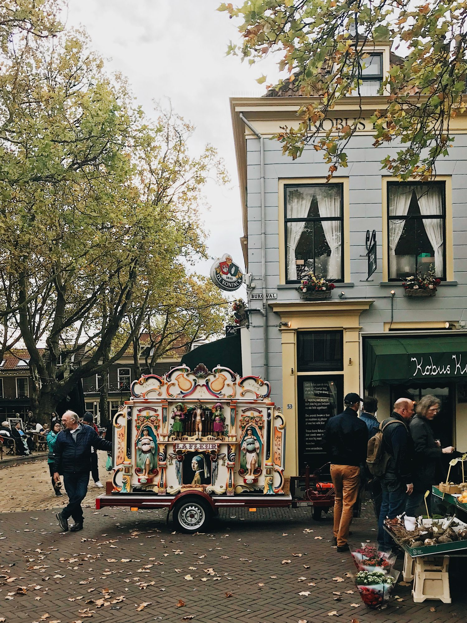 free things to do in Delft