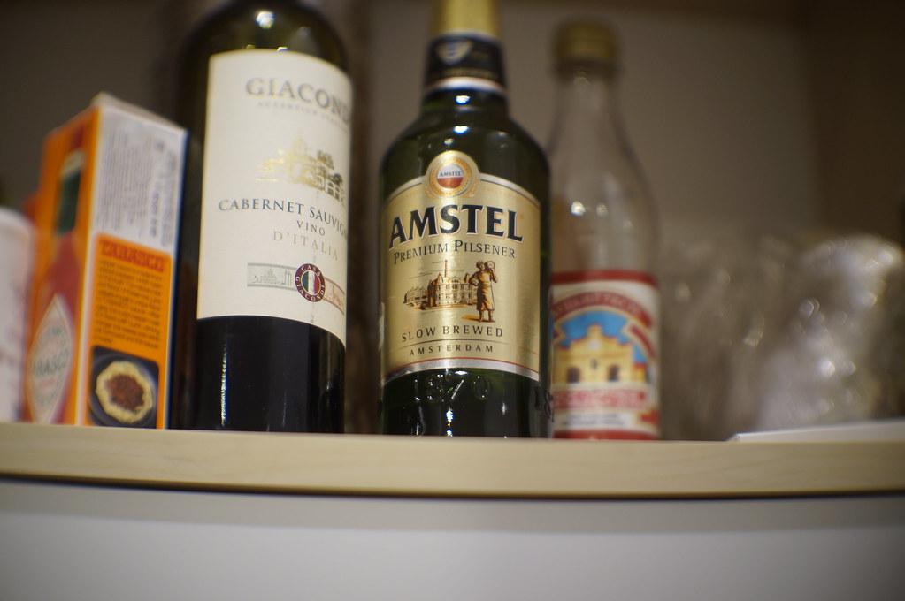 Amsterdam's beer Amstel