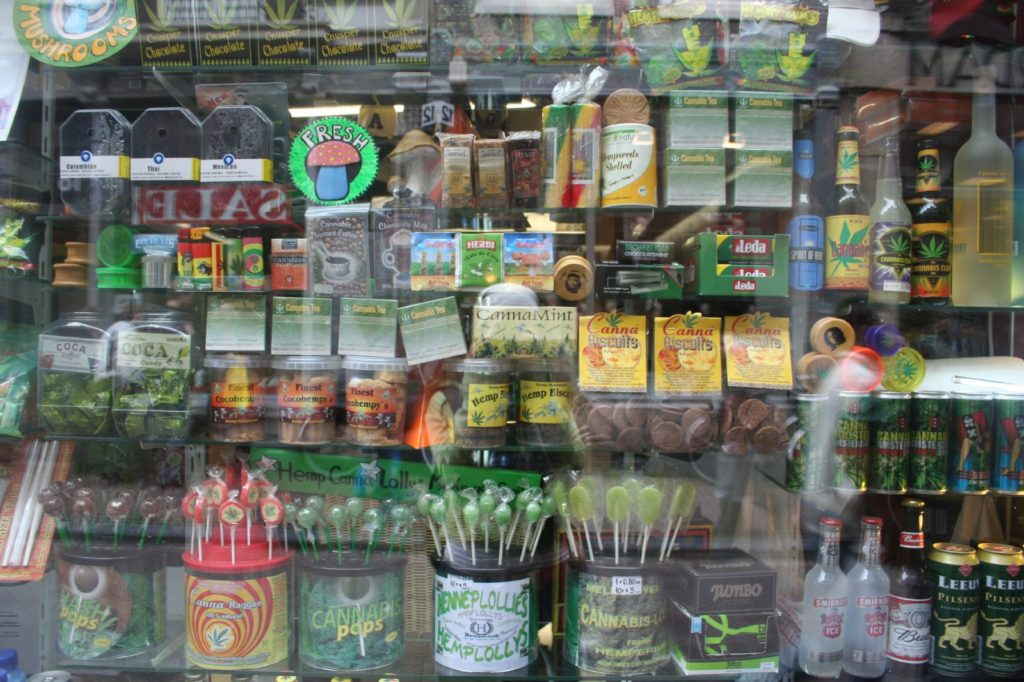 The cannabis-related stuff you can buy in this country