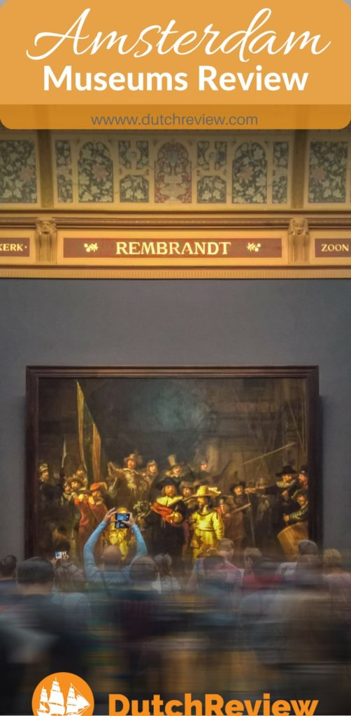 Our review of some of Amsterdam's best museums
