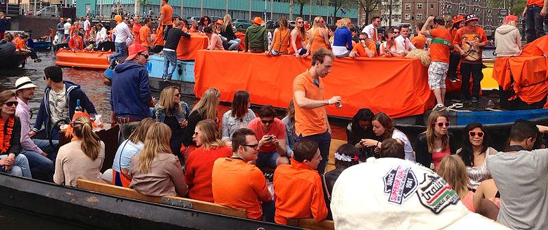 Photo-of-Koningsdag-Netherlands