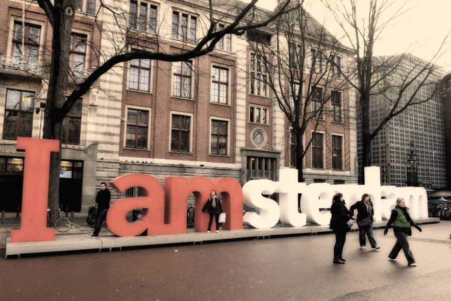Amsterdam - Staycation