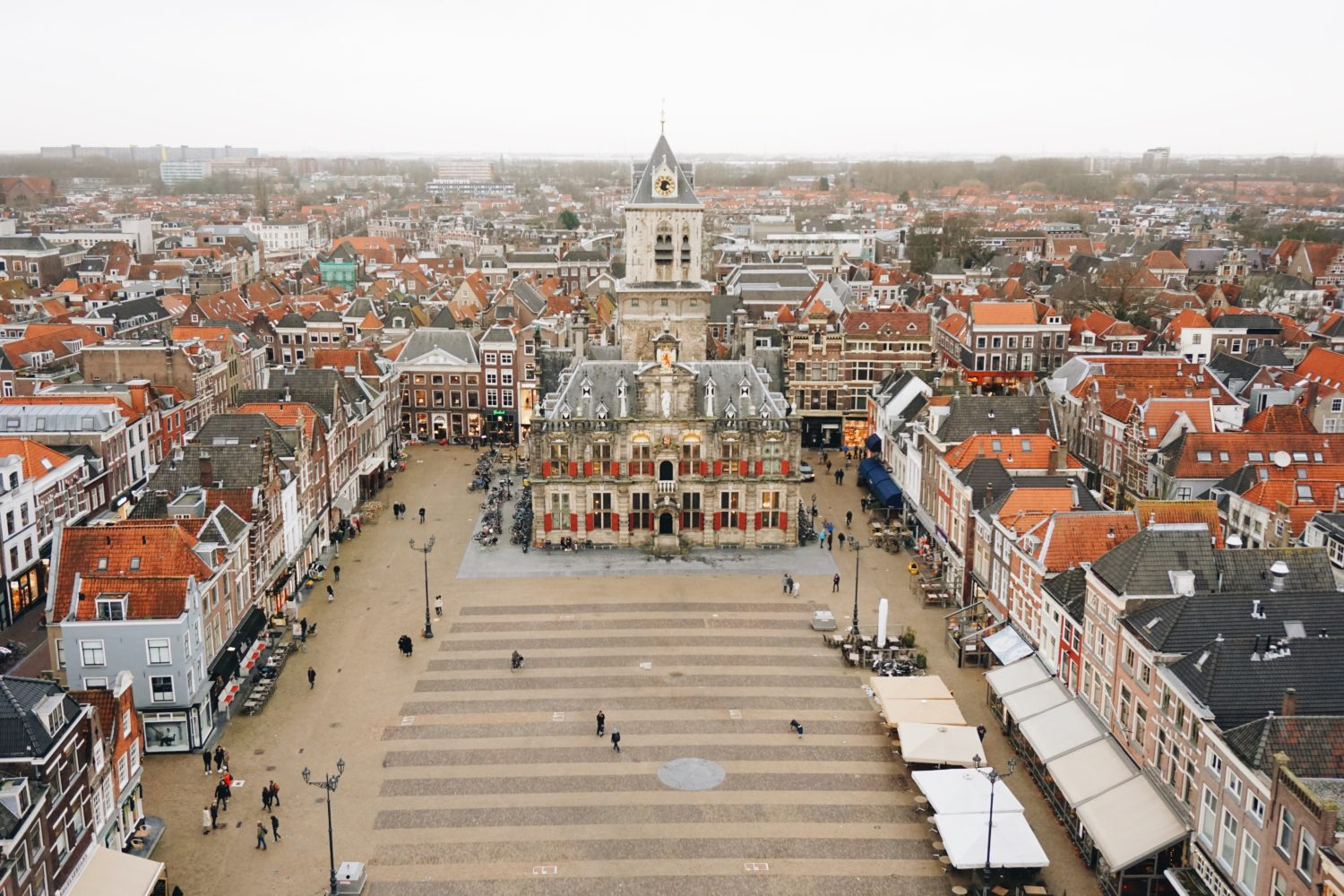 Scenic Delft: 15 great photos to make you wanna visit