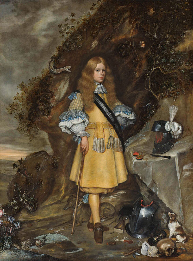 Photo-of-painting-Memorial-portrait-of-Moses-ter-Borch-by-Gesina-and-Gerard-ter-Borch