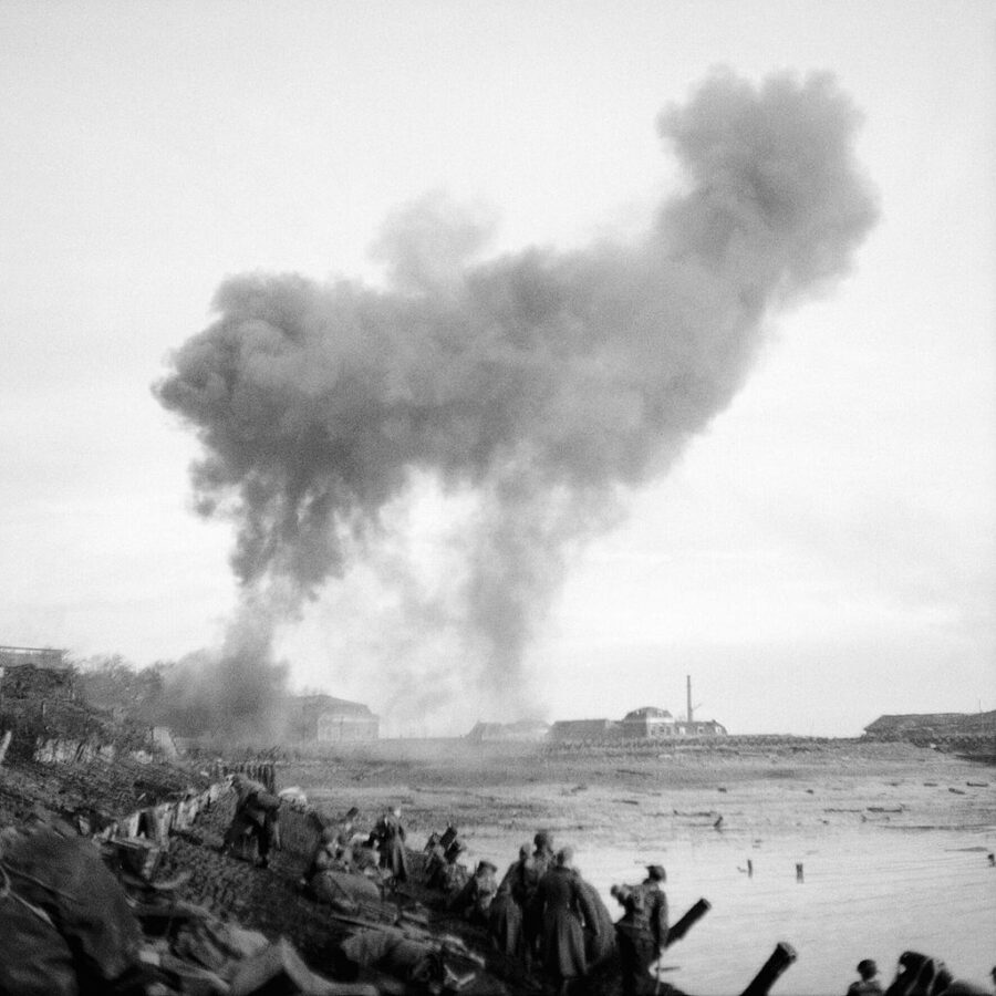 Photo-of-British-landing-at-Walcheren-netherlands