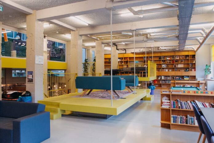 photo-of-clinknoord-reception-a-long-stay-hotel-in-amsterdam