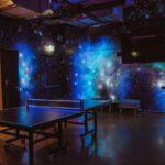 ClinkNOORD-Hostel-glow-in-the-dark-room