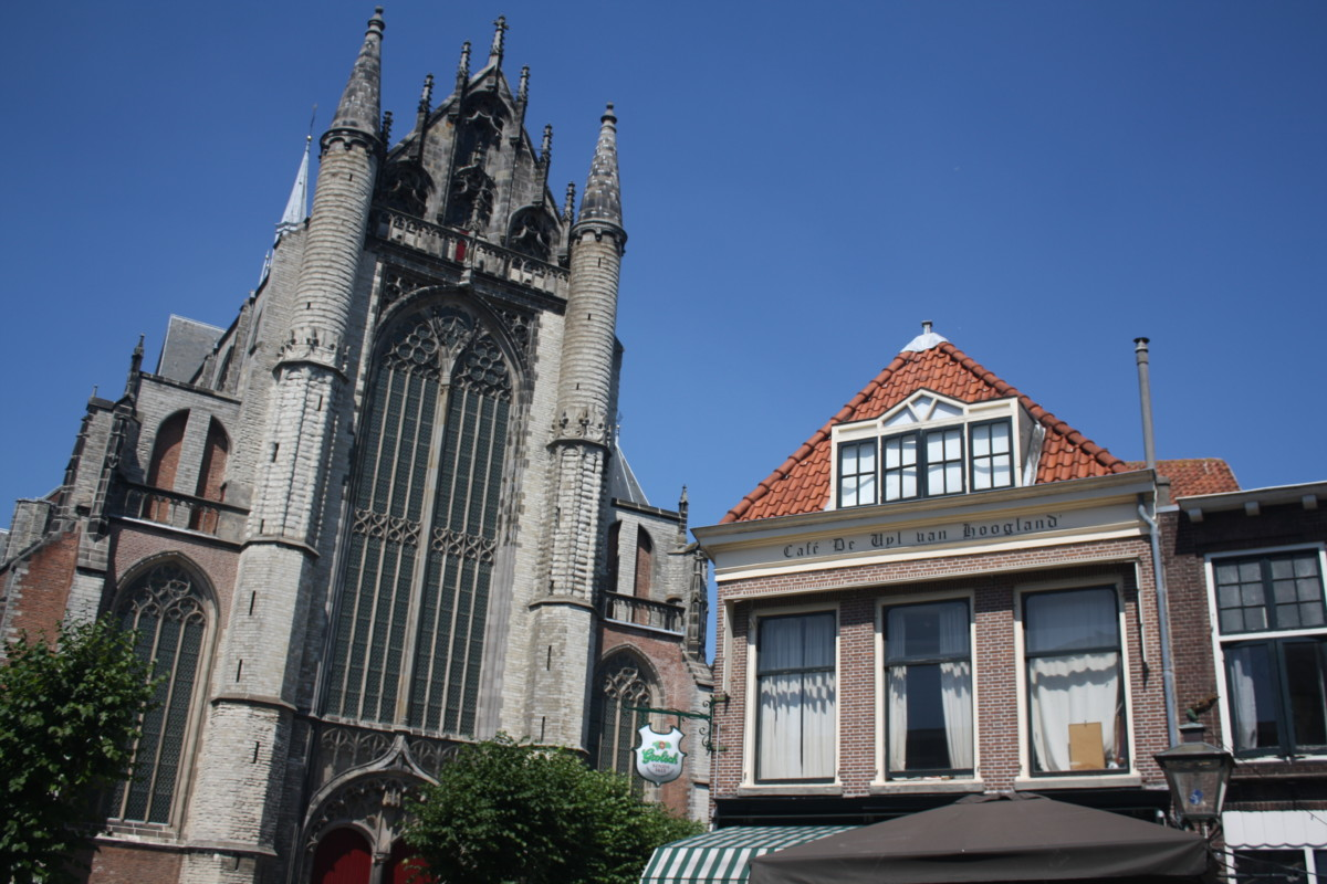 Drinking in Leiden