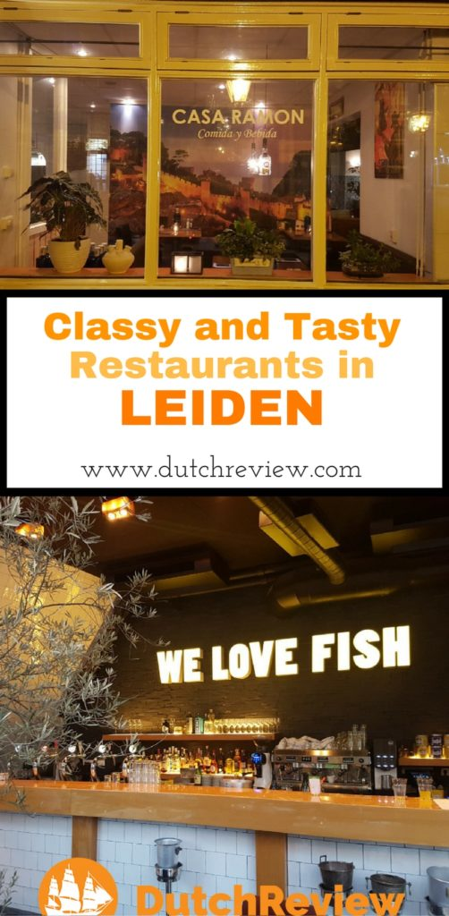 Some delicious restaurants worth checking out in Leiden