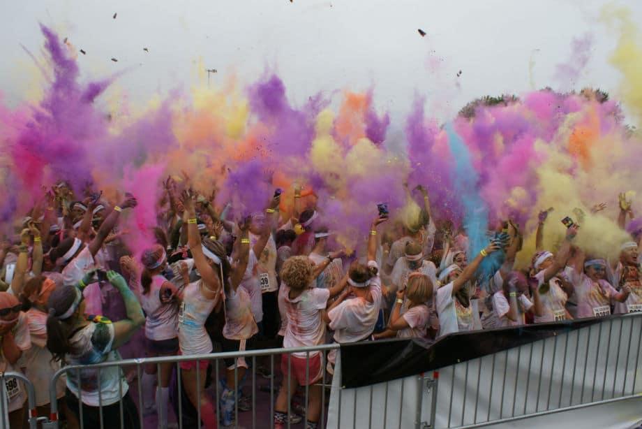 The Dutch Festival Season - Colours festival