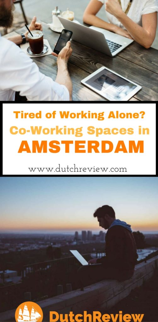 Our guide to the best co-working spaces to be found in Amsterdam!