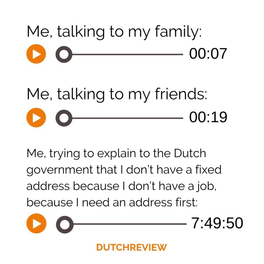 things dutch people don't talk about