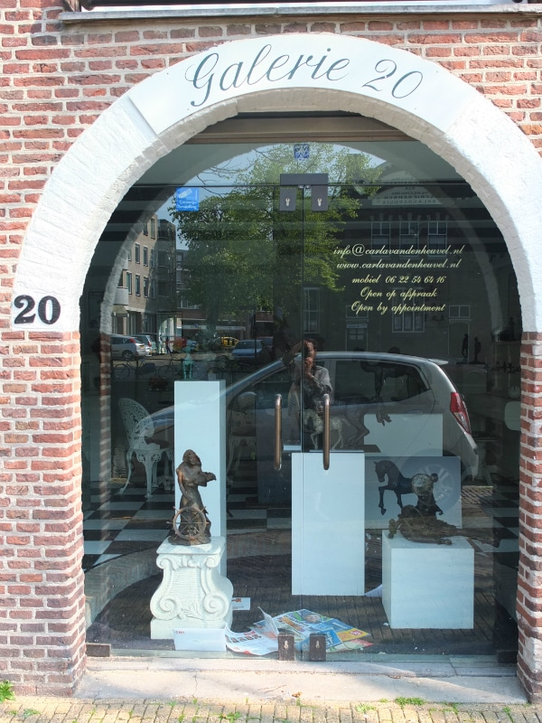 One of the Schiedam galleries. And there are more, I assure you.