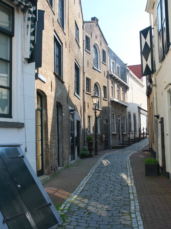 There are even more little streets to explore.