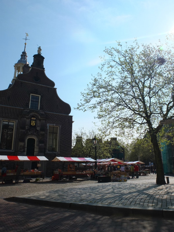 Don't miss the old town hall square.