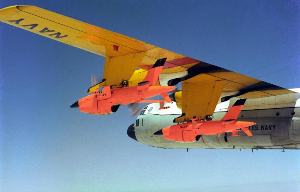 Not so cute (but still pretty) orange drones