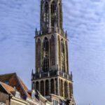 Dom tower utrecht, holland