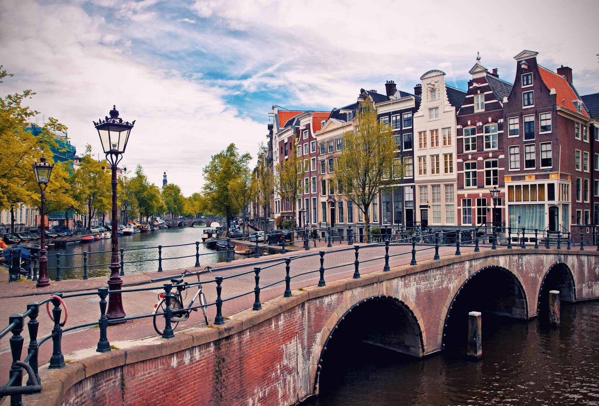 A-canal-in-Amsterdam-one-of-the-things-you-would-miss-from-the-Netherlands