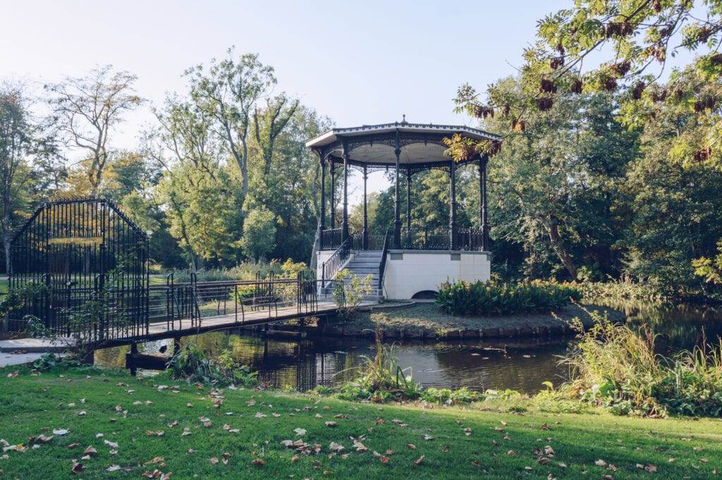 photo-of-pavilion-in-amsterdam-vondelpark
