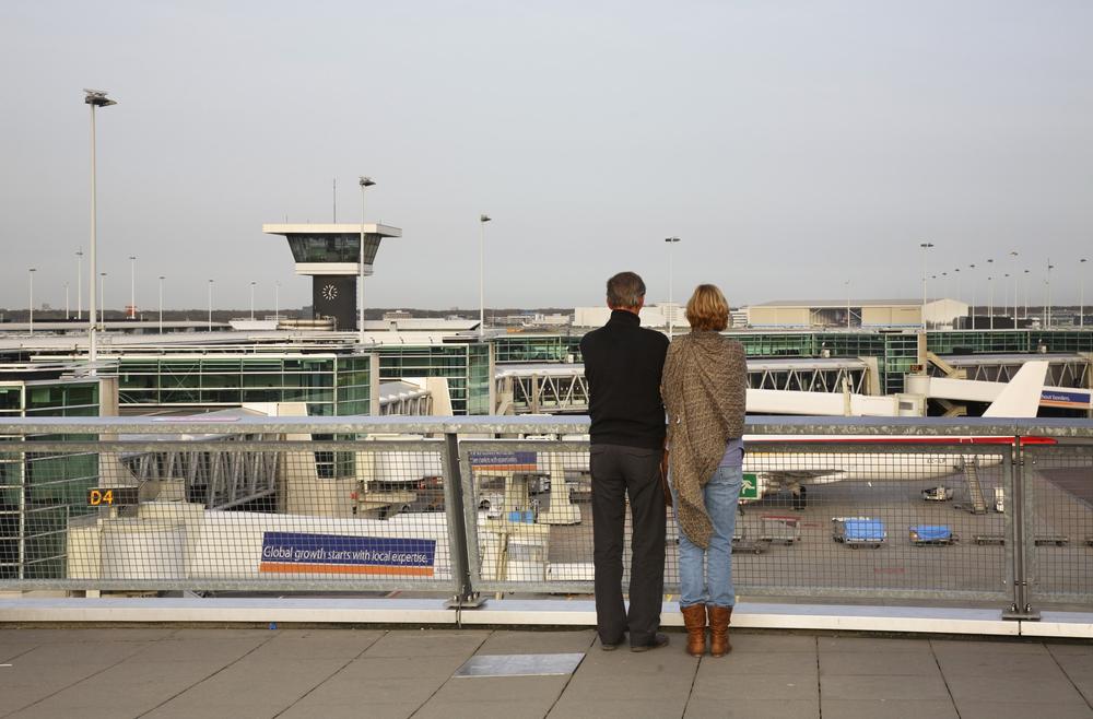 empty-airport-Schiphol