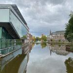 The University of Amsterdam is a public university, Netherlands