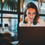 Raisin online banking laptop