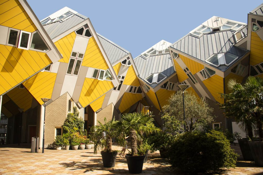 photo-of-cubic-houses-in-rotterdam