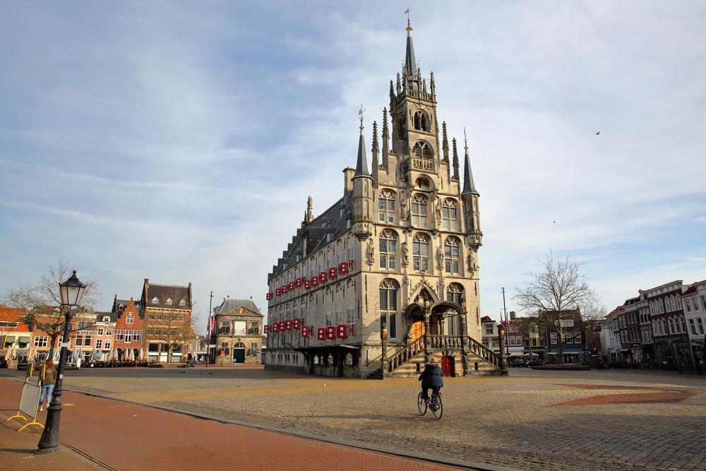 Gementee-city-hall-in-Gouda