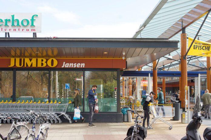 Entrace-to-Jumbo-a-cheap-Dutch-supermarket