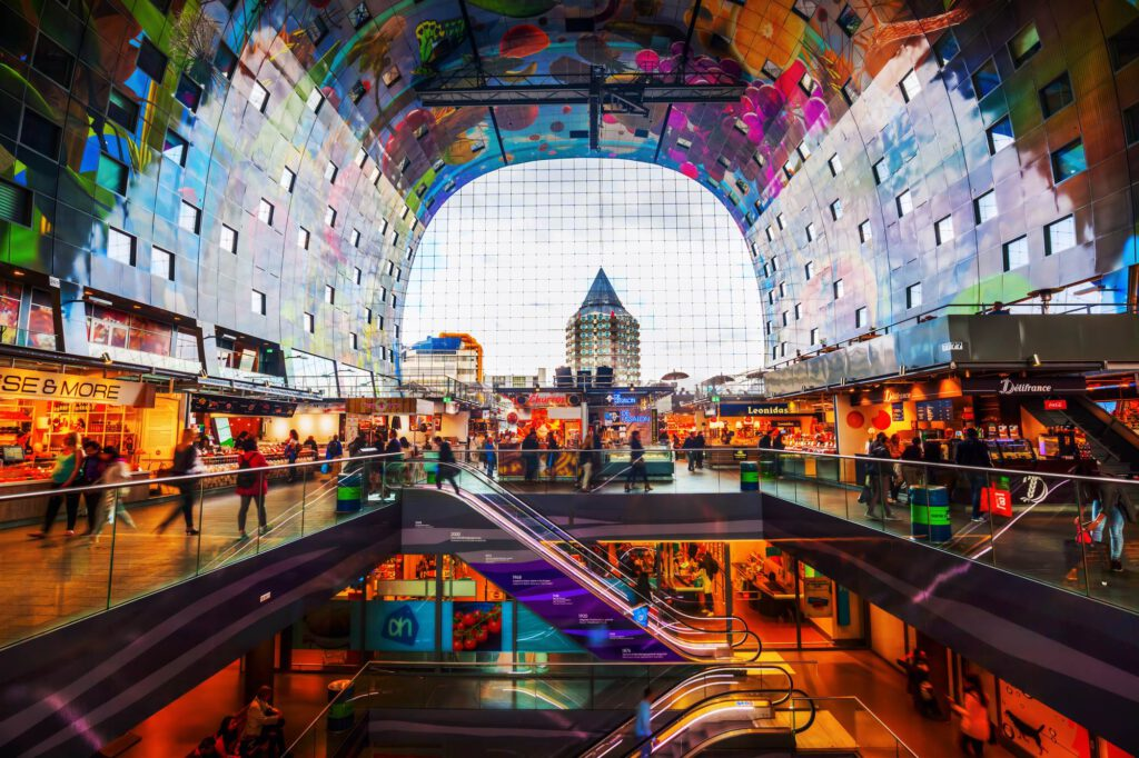 photo-of-markthal-in-rotterdam