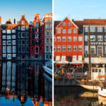 Differences between the Netherlands and Denmark