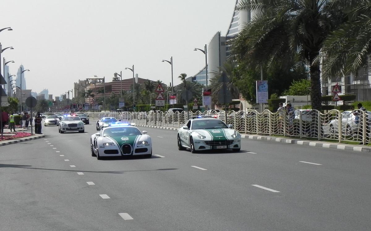 Fugitive arrested in Dubai