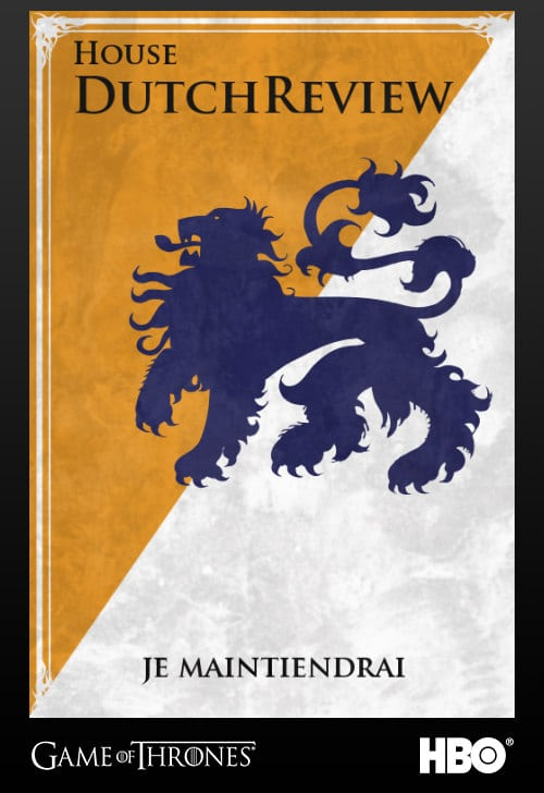 DutchReview Game of Thrones