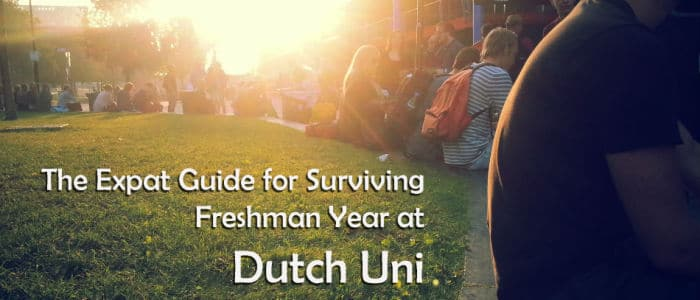 6 Tips for Surviving Freshman Year at a Dutch University