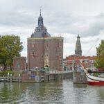 Enkhuizen_met_Drommedaris_en_Zuiderkerk-Rijksmonument Foto