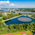 Evides Zonnepark op het water_Brienenoord_klein (1)