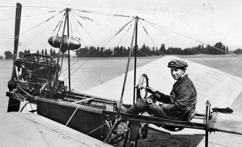 Fokker_Spin