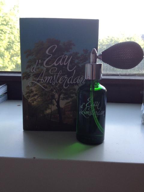 Amsterdam in a bottle