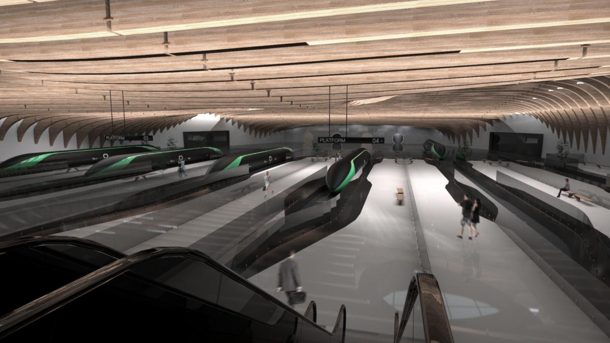Millions of investments boost hyperloop development – DutchReview