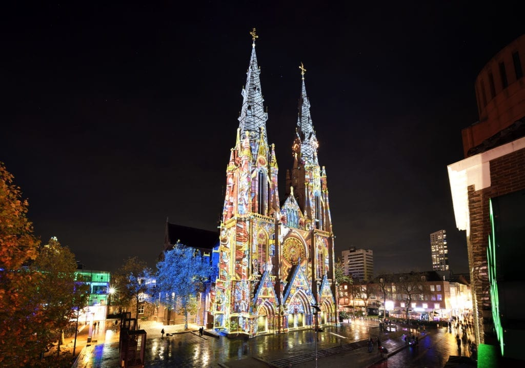 Van Lit Eindhoven.5 Awesome Light Festivals In The Netherlands What S Lit