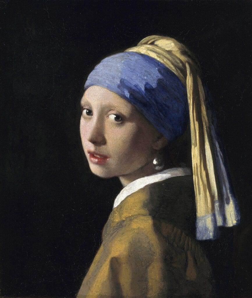 Johannes-Vermeer's-Girl-with-a-Pearl-Earring