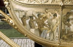 Golden coach slavery