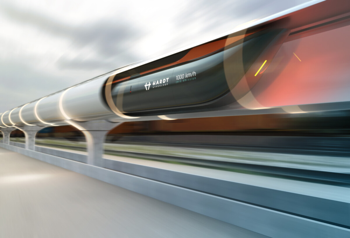 Groningen Receives Funding For The Netherlands First Hyperloop Speed Train Dutchreview