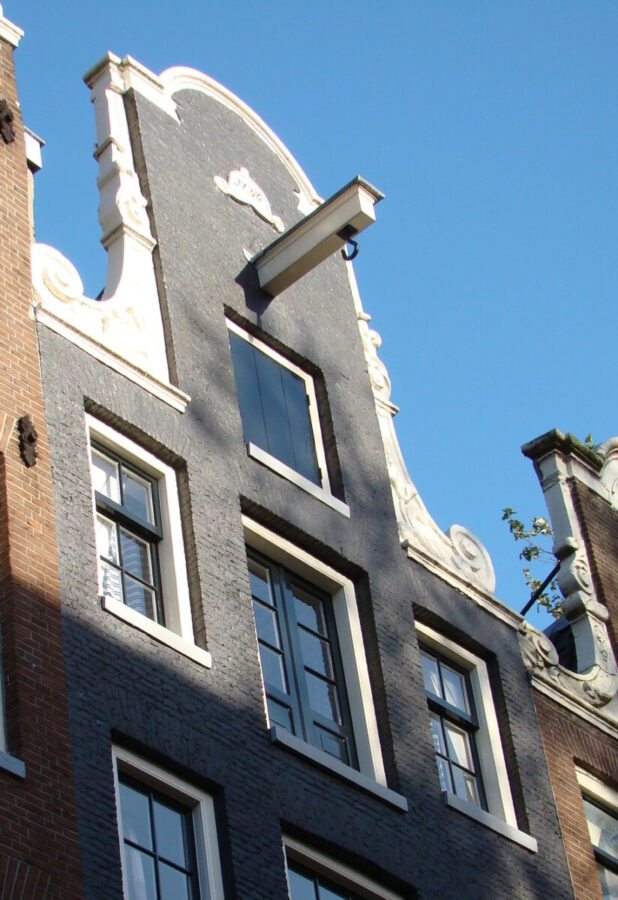 Amsterdam- Canal- Houses