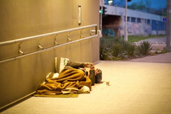 Homeless in the Netherlands! What next?