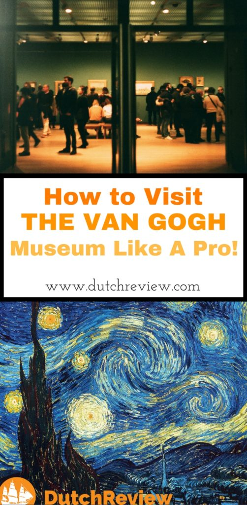Tips and tricks for avoiding the lines and having a great visit to the Van Gogh Museum in Amsterdam.