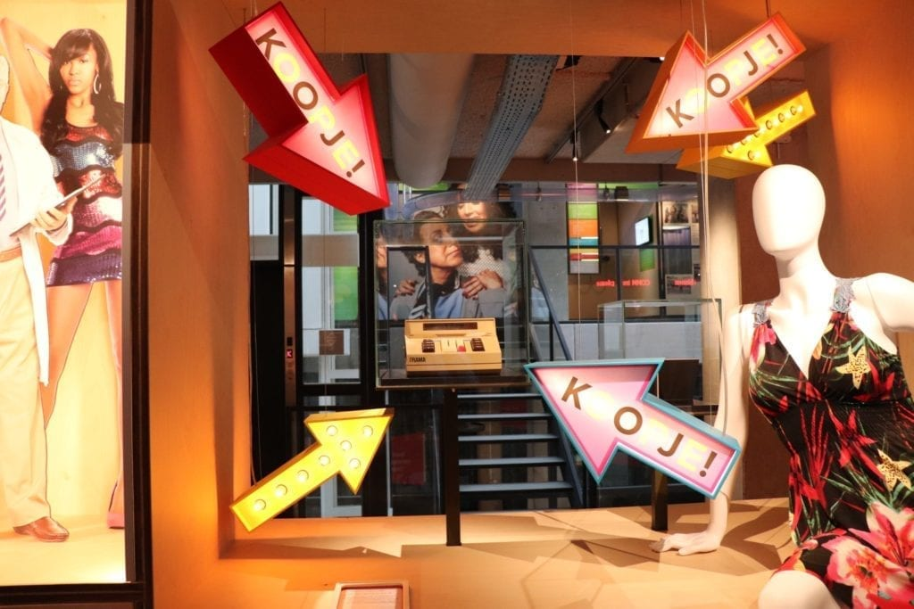 COMM - Museum of communication in the Hague