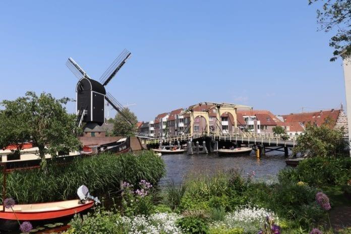 living in Leiden