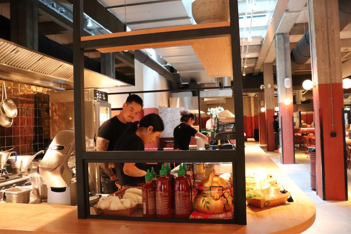 Foodhall Pakhuismeesteren
